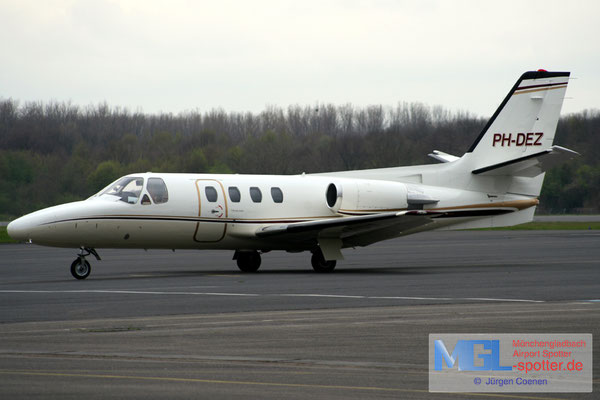 04.04.2007 PH-DEZ Cessna 501 Citation 1/SP