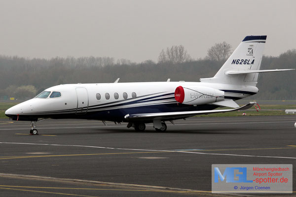 17.03.2017 N626LA Cessna 680 Citation Latitude