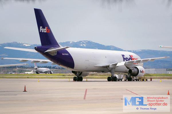 03.04.2015 N742FD FedEx A300B4-622RF