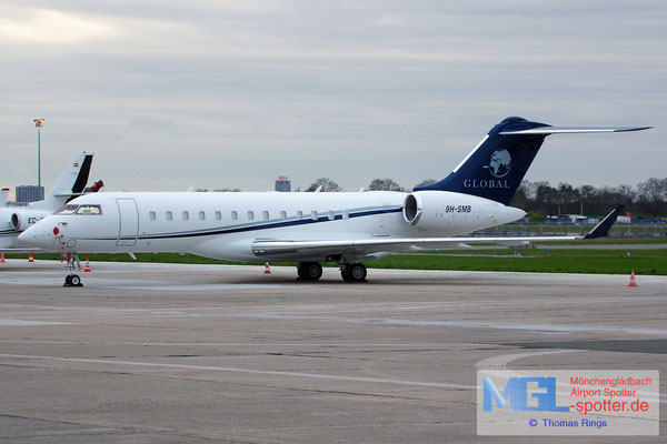 28.03.2015 9H-SMB Bombardier Global 6000