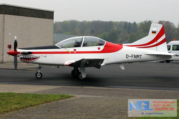 11.04.2018 D-FNMT E.I.S Pilatus PC-9