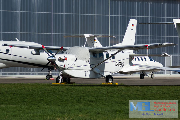 12.03.2020 D-FERD Quest Aircraft Kodiak 100