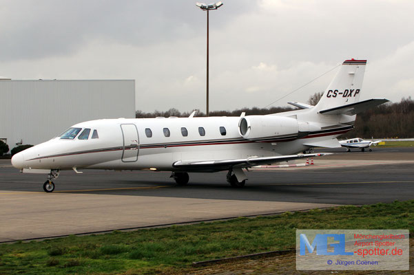 03.02.2020 CS-DXP NetJets Europe Cessna 560XL Citation XLS