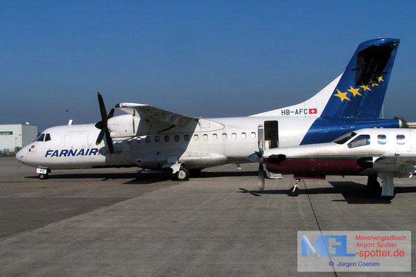 16.10.2006 HB-AFC FARNAIR ATR42-300