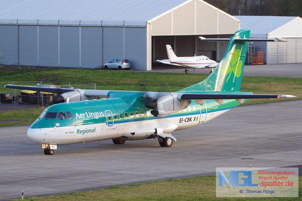 29.03.2014 EI-CBK Aer Arann / Aer Lingus Regional ATR 42-300 cn199