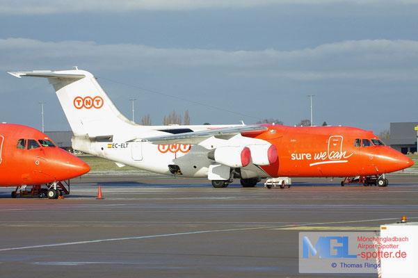 17.03.2013 EC-ELT Panair / TNT BAe 146-200QT