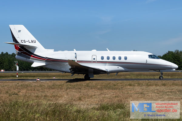 25.05.2020 CS-LAU NetJets Europe Cessna 680A Citation Latitude