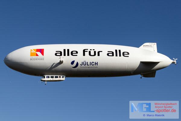 29.05.2020 D-LZNT Deutsche Zeppelin Reederei Zeppelin NT07