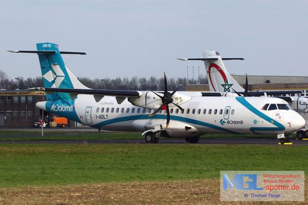 28.03.2014 I-ADLT Air Dolomiti ATR 72-500 cn638