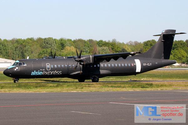 21.04.2020 OY-CLY Alsie Express ATR 72-500 cn799