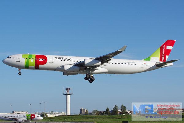 27.10.2013 CS-TOB TAP Portugal A340-312