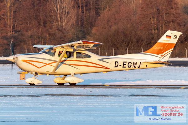 11.02.2021 Cessna T182T Turbo Skylane