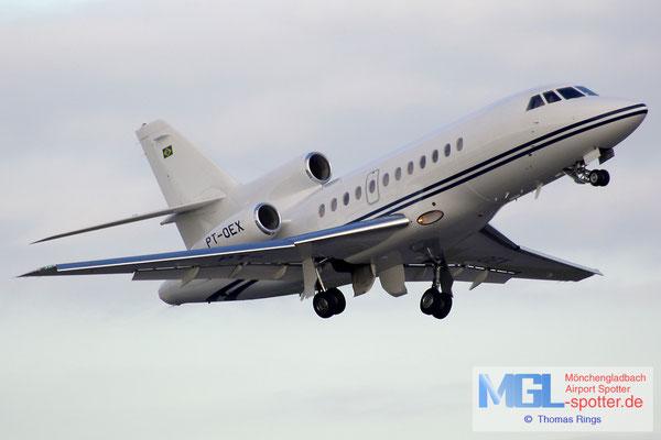 02.11.2013 PT-OEX Dassault Falcon 900