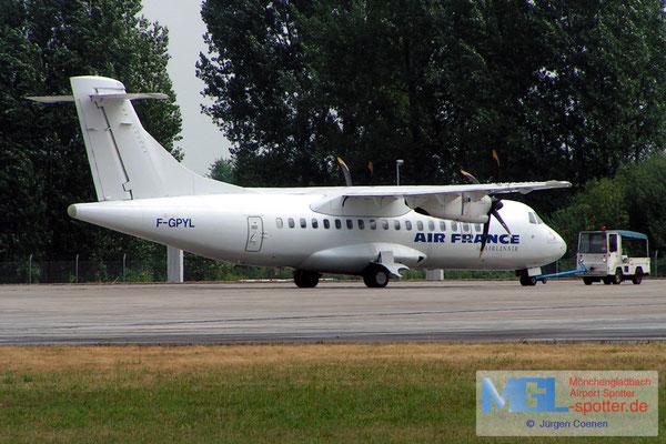01.08.2006 F-GPYL AIR FRANCE ATR42-500