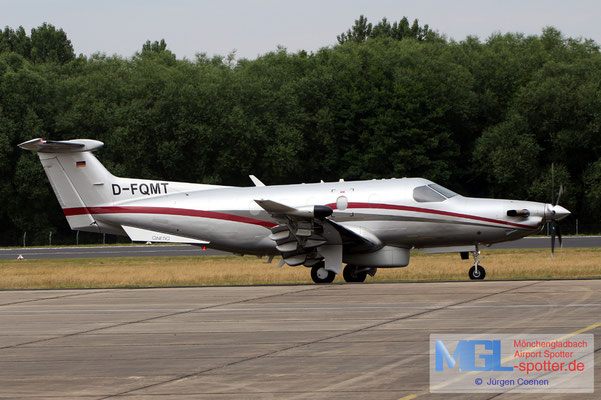 15.06.2020 D-FQMT Pilatus PC-12