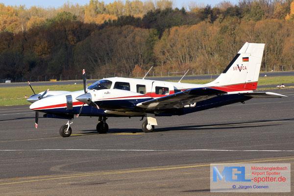 08.11.2018 D-GOLD Piper PA-34-220T Seneca V