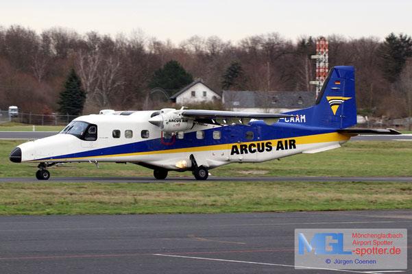 20.01.2021 D-CAAM Arcus-Air Dornier 228-212
