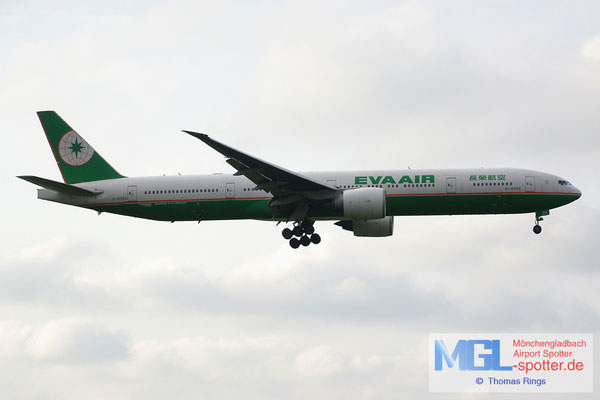 19.06.2014 B-16709 EVA Air B777-35EER