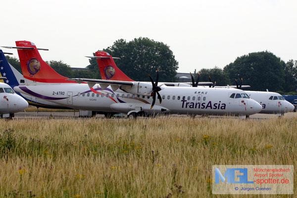 16.06.2018 2-ATRD NAC / TransAsia ATR 72-600 cn1145
