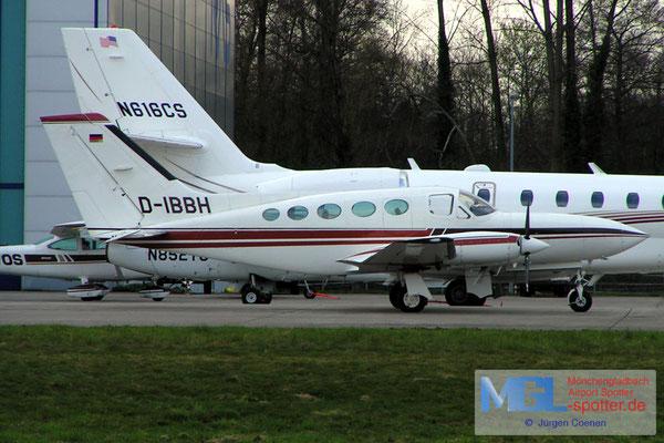 18.04.2006 D-IBBH CESSNA C414A