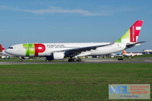 27.10.2013 CS-TOE TAP Portugal A330-223