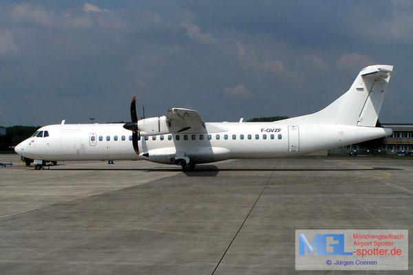 2.06.2006 F-GVZF AIRLINAIR ATR72-500