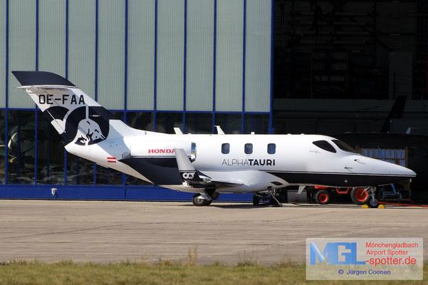 06.08.2020 OE-FAA AlphaTauri HA-420 HondaJet