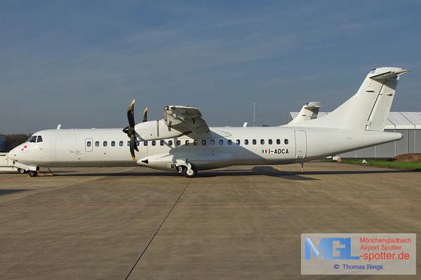 22.04.2013 I-ADCA Air Dolomiti ATR 72-500 cn658