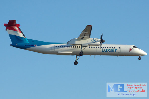 19.05.2013 LX-LGM Luxair DHC-8-402Q