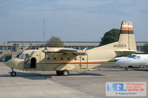 03.10.2011 N422CA (Evergreen International Airlines) CASA C-212