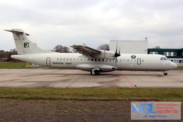 05.04.2018 78/AR-NYM Pakistan Navy ATR 72-500 cn712