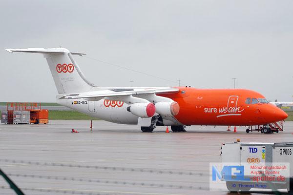 28.03.2015 EC-MCL Panair / TNT BAe 146-300QT