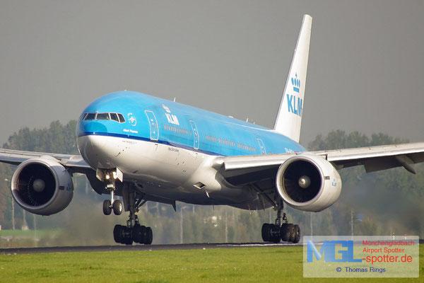 24.09.2011 PH-BQA KLM B777-206ER