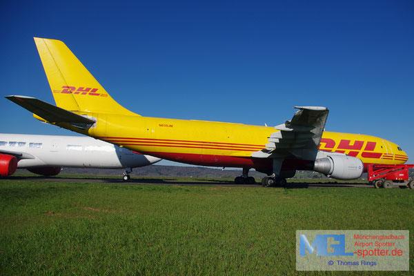 07.04.2015 N835JM Southern Aircraft Charters / Air Contractors / DHL A300B4-203F