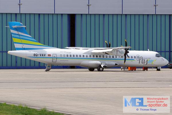 09.08.2017 8Q-VAV Flyme / Villa Air ATR 72-500 cn702