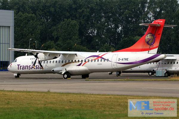 16.06.2018 2-ATRE NAC / TransAsia ATR 72-600 cn1198