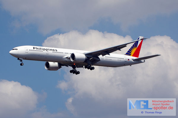 21.06.2014 RP-C7775 Philippine Airlines B777-3F6ER