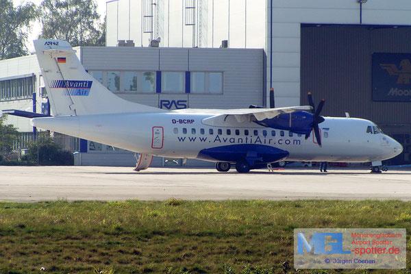 13.10.2004 D-BCRP Avanti Air ATR 42-300QC cn158
