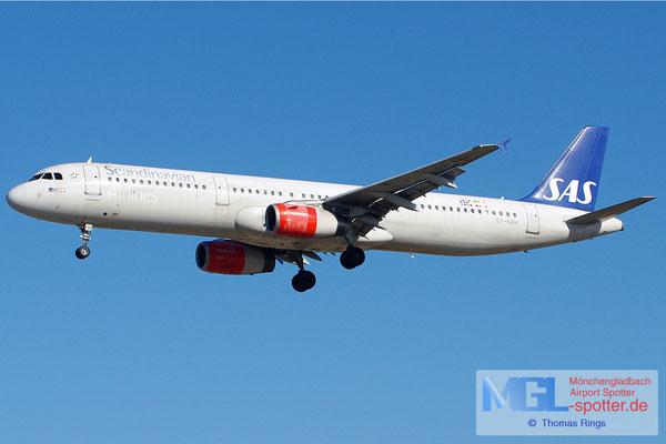 20.04.2013 OY-KBH SAS A321-232