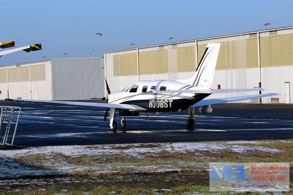 02.01.2017 N308ST Piper PA-46-500TP Malibu
