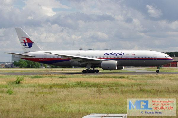 25.08.2012 9M-MRI Malaysia Airlines B777-2H6ER