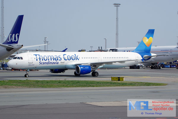 26.07.2014 OY-VKC Thomas Cook Scandinavia A321-211
