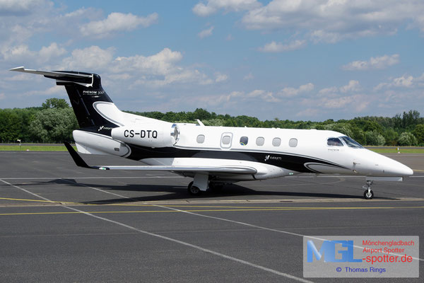 01.08.2016 CS-DTQ Everjets Embraer 505 Phenom 300