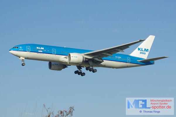 17.02.2013 PH-BQI KLM Asia B777-206ER