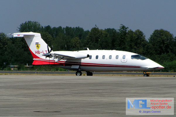 21.07.2006 HB-LTZ PIAGGIO P180