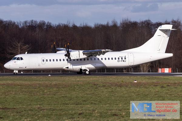 17.03.2021 EI-FMJ Stobart Air ATR 72-600 cn1295