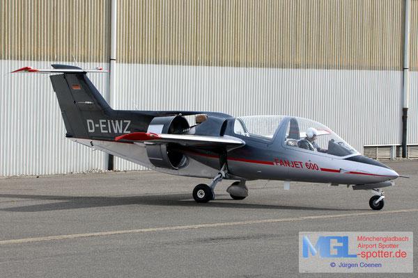 12.10.2017 D-EIWZ RFB Fantrainer 600