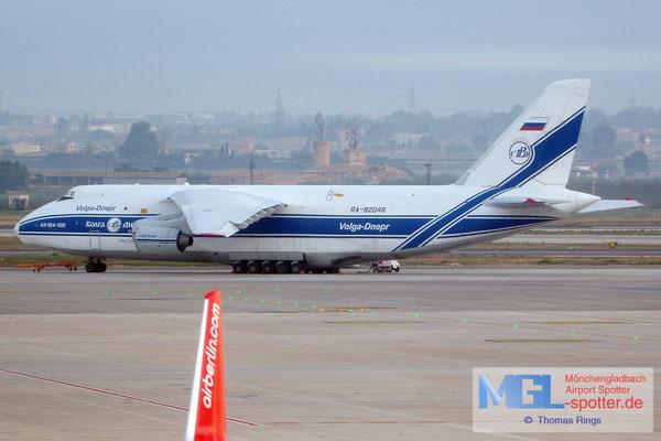 10.10.2014 RA-82046 Volga-Dnepr An-124-100