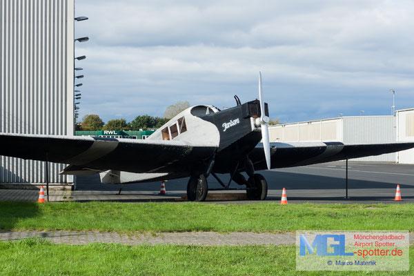 21.10.2019 D1 Junkers F-13 replica