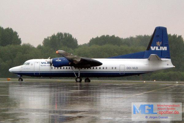 12.05.2004 OO-VLO VLM Fokker F-50